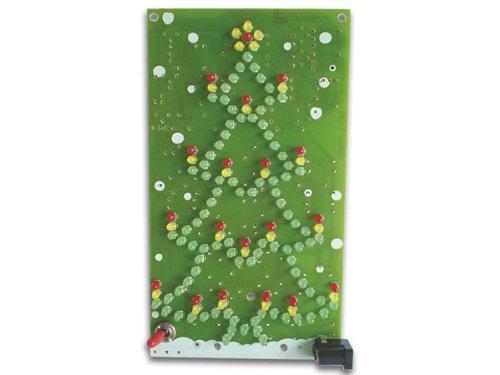 VS-ELECTRONIC - 840215 Weihnachtsbaum, Groß, Bausatz MMK117