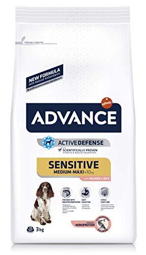 Advance dog, Sensitive Salmón Arroz 3Kg