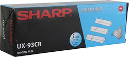 Sharp UX 93CR - 1 - Farbband - für UX P110 UX93CR SHARP UXP410 INKFILM(3) 3x90pages