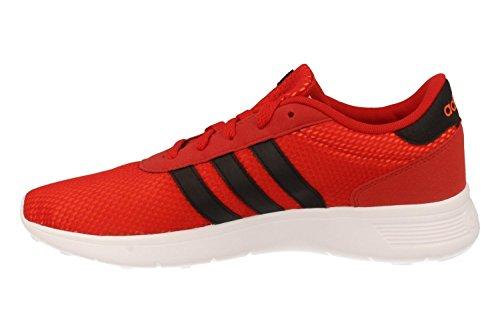 adidas LITE RACER BB9776 Herren Running Rot