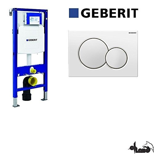 Preisvergleich Produktbild Geberit Duofix UP320 111.300.00.5 inkl. Bausatz 111.815.00.1, Sigma01 Betätigung Geberit