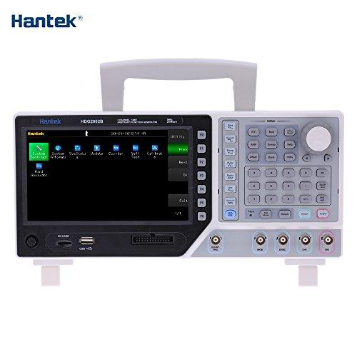 Hantek HDG2002B 5MHz 250MSa/s 2 canali forma d'onda Arbitraria Funzione