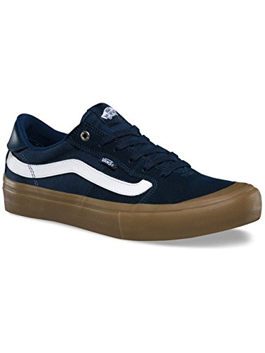Vans - Chaussures Skateshoes Homme Style 112 Pro - Taille:one Size Navy/Gum/White