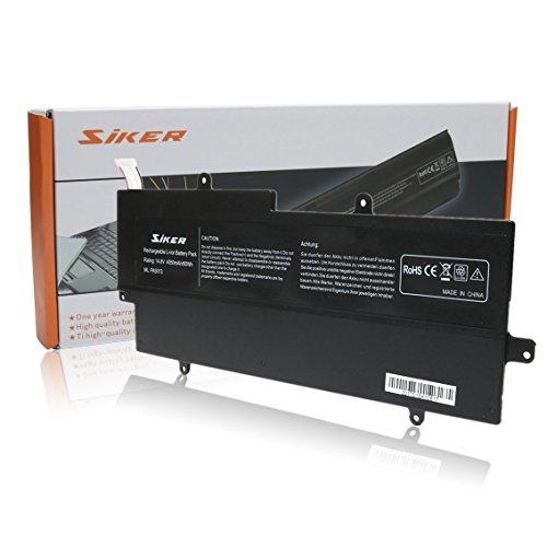 SIKER® 14.8V 47Wh / 3060 mAh New PA5013U-1BRS Laptop Akku für Toshiba Portege Z830 Z835 Z930 Z935 Z835-st6n03 Pa5013u Notebook