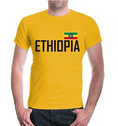 buXsbaum® T-Shirt Äthiopien Sunflower-