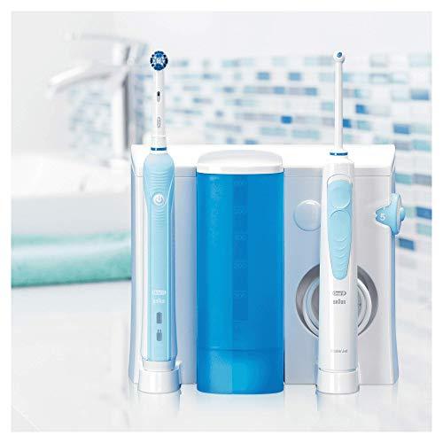 Oral-B PRO Center 700 Elektrische Zahnbürste plus OxyJet-Mundusche - 4