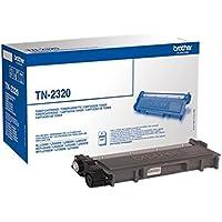 Brother TN-2320 Toner ad Alta Capacità, Laser, Nero