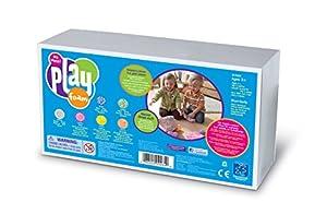 Learning Resources Alumnos de Espuma para Juegos Playfoam, Set de 6 Bloques, Color (EI-9264)