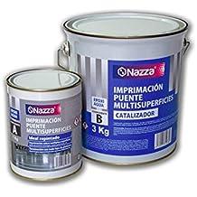 Imprimación Epoxi Bicomponente al Agua | Capa de protección en pinturas plásticas y revestimientos epoxi |