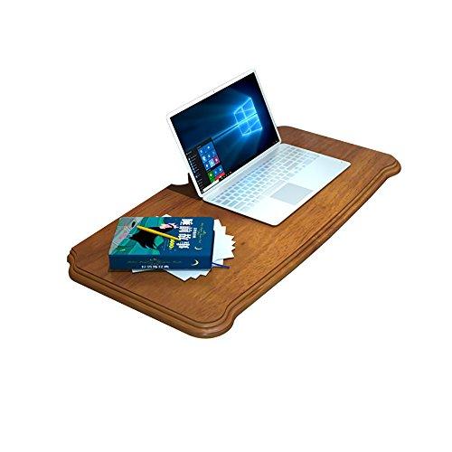 Table pliante réglable Bois Massif/Mural / Bureau d'ordinateur/Table de Rangement à la Maison Peut être tourné