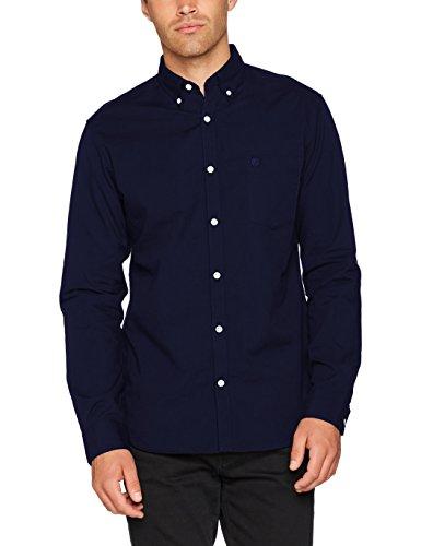 SELECTED HOMME Herren Businesshemd Shhcollect Shirt Ls R Noos Blau (Dark Sapphire)
