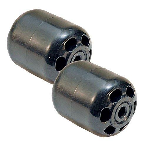 Lot de 2 OEM Spec Deck Rouleau 7,6 x 10,2 cm de roue Remplace Kubota K5763-46250