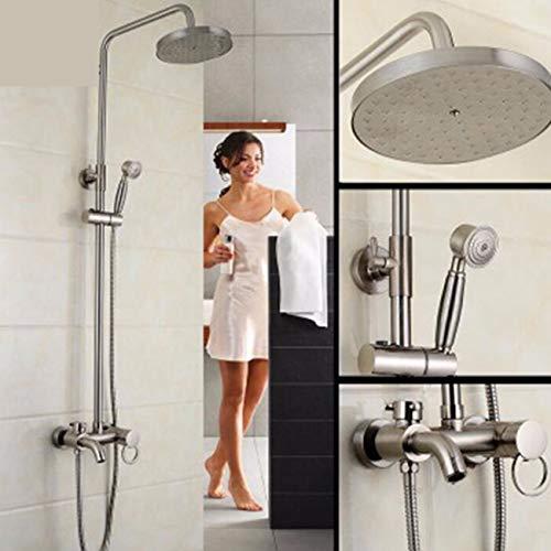 Duschset Ziehereien Kupfer Shower Dusche Antiken Tresor Edelstahl - Dusche Stellen,C