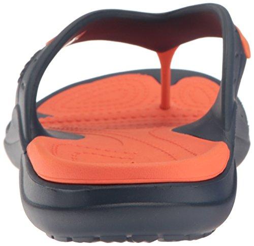 Crocs Modi Sport Navy/Tangerine