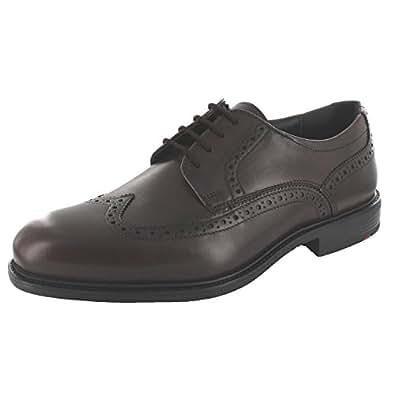 LLOYD KALEB 2585105 hommes Chaussures à lacets, marron 41 EU