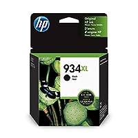 HP 934xl High Yield Ink Cartridge, Black - C2P23AE
