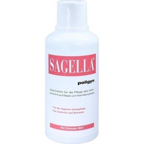 SAGELLA poligyn Intimwaschlotion für Frauen 50+ 500 ml