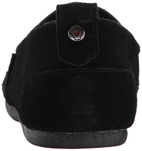 Flotteurs De Skechers Chill Luxe Chaussure Black Gem