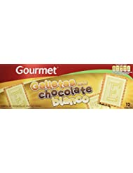 Gourmet Galletas con Chocolate Blanco - 150 g