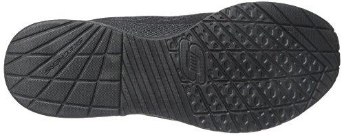 Skechers Herren Skech Air Infinity Sneaker Schwarz