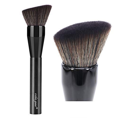 vela.yue Pinceau Visage - Multifonctionnel Pinceaux de Maquillage pour Formules Liquides et Poudre