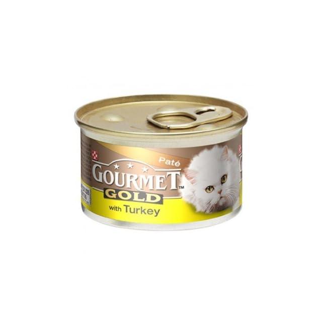 Or Gourmet Sélection Pate Chat Senior Nourriture Humide 12 X 85G (1,02 Kg)