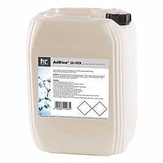 1 x 20 L AdBlue® - Kanister von 20 L - ISO 22241 - 1 - VERSANDKOSTENFREI