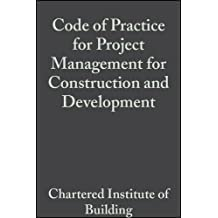 Code of Practice for Project Management (Construction Management)