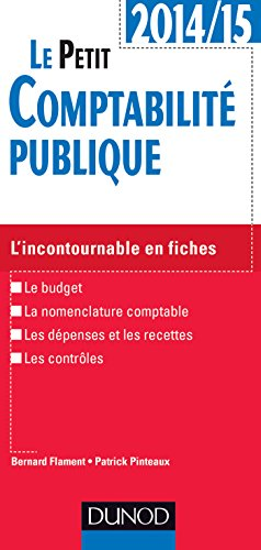 Le Petit Comptabilité publique 2014/2015