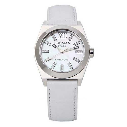 Women's Stealth Watch Baby Ref. 204–Locman 020400mwdfnkpsw