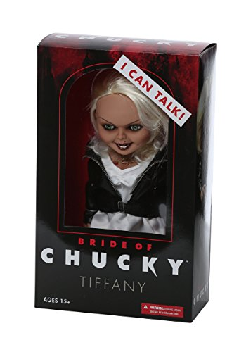 Chucky 78015 15 Zoll Tiffany Talking Braut Figur