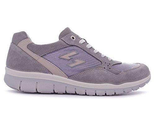 Igi&Co UBN1 uomo, tela, sneaker bassa Grigio