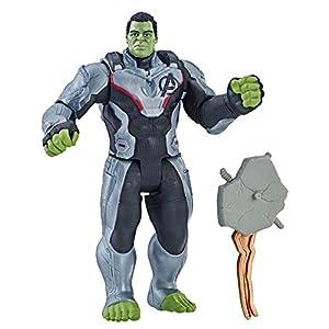 Avengers-6In Movie Team Suit Hulk, (Hasbro E3938ES0)