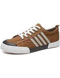 0ae2c6a0b77a8 LOVDRAM Zapatos De Hombre Zapatos De Verano para Jóvenes Zapatos De Lona para  Hombre Zapatos De Verano