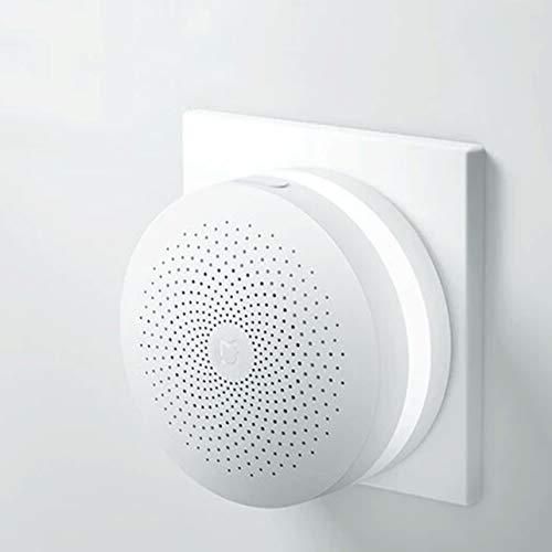 Intelligente Mini Window & Sensore Porta Wireless ZigBee Smart Detecting System Sensore di corpo luci automatico per Smart Home Kit (Colore: bianco)