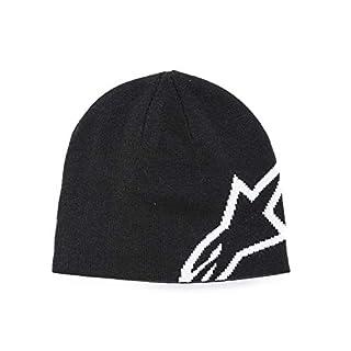 Alpinestars Herren Hat/Beanie Corp Shift Hat, Black, One Size
