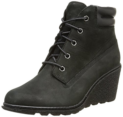 Timberland Amston Ftw amston 6in  Women s Ankle Boots  Black  5 5 UK