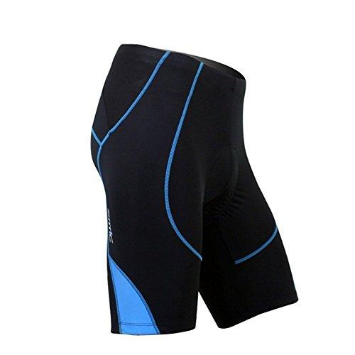 Santic Cycling Shorts Men Padded,Cycle Shorts Gel