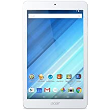 Acer Iconia One 8 - Tablet de 8'' (WiFi, memoria interna de 16GB), color blanco