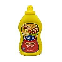 Abbie's Yellow Mustard, 397g