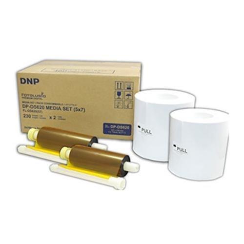 Media Kit (DNP DS 620 Media Kit 13x18 cm 2x 230 Blatt, 212627)