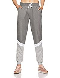 Just F by Jacqueline Fernandez Women's Relaxed Fit Pants