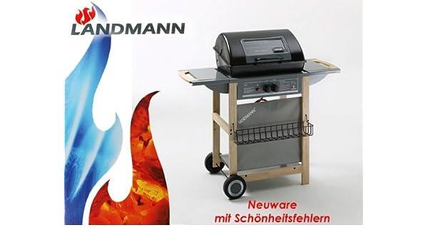Landmann Gasgrill Garantie : Landmann gasgrill edelstahl ebay kleinanzeigen