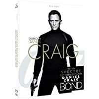 Pack Bond Daniel Craig Blu-Ray
