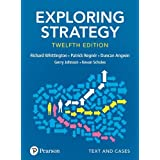 Exploring Strategy, Text and Cases