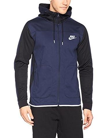 Veste Zippee Nike Homme - Nike Advance 15 Veste à Capuche Homme,