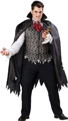 Gepfählter Vampir Kostüm -XXL