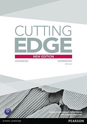 New cutting edge. Advanced. Workbook with key. Con espansione online. Per le Scuole superiori