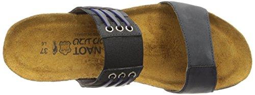 Naot - Pantofole Donna Schwarz (Blk Nubuk)