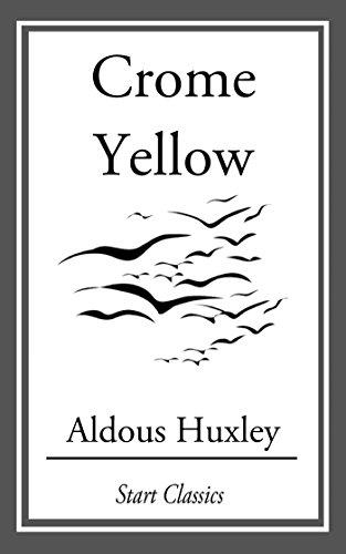 Crome Yellow (English Edition)